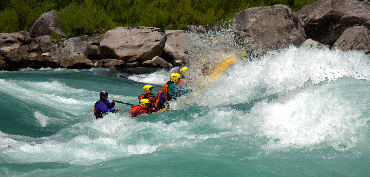 Whitewater Rafting Chile